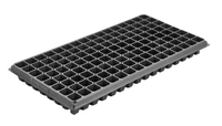 128 Hole Seedling Trays PS Seed Starter tray for Garden plant cultivation