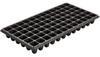 50 Holes Seed Growing Tray PS Seedling Starter Nursery Perfect for gardeners/growers/farmers.