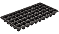 50 Holes Plant Growing Tray PS Seedling Starter tray For Plant Flower