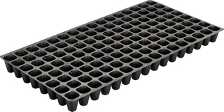 128 Cells polystyrene seedling tray