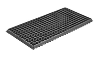 288 Cells Plant Growing Trays Black Plastic nursery Tray wCellsale price